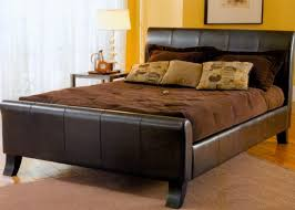 Bedding Luxury King Size Bed Frame With Headboard King Bed Frame