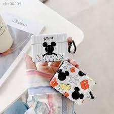 Vỏ Bảo Vệ Hộp Đựng Tai Nghe Airpods Pro / 3 Apple Hình Chuột Mickey Đáng  Yêu tại Nước ngoài