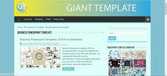 Business Powerpoint Templates Free The Webs Best Free Business Powerpoint Templates Present Better