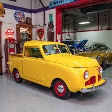crosley for hemmings motor news 1947 crosley round side pickup truck