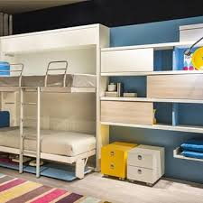 furniture astounding design hideaway beds. pulldown bunk bed kali duo board collection by clei furniture astounding design hideaway beds