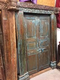 Antique Door Photo Frame