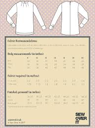 Downloadable Sewing Patterns Awesome Sew Over It Clara Blouse PDF Sewing Pattern Sew Over It Online