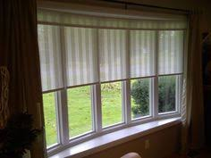 window treatments for a large bay window - Google Search. Bow Window  CurtainsValanceWindow ...