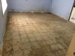 concrete floor before after diamondkote vinyl