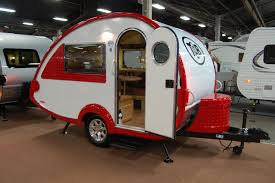Camper Trailer Kitchen Designs Teardrop Trailer The Small Trailer Enthusiast