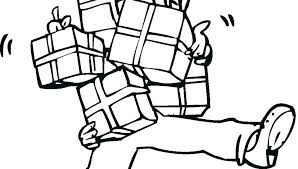 Gift Tag Coloring Page Free Present Coloring Pages Ofgodanddice Com