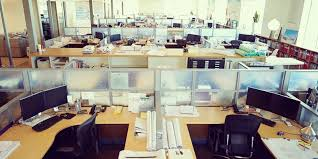 Open Office Design Cool Why An Open Office Is A Curse Rather Than A Blessing