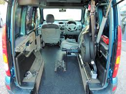 Used Renault Kangoo 16 expression auto disabled wheelchair adapted ...