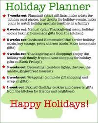 Free Holiday Planning Printables Momof6
