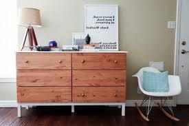ikea tarva dresser hack. Photo 6 Of 7 Ikea Tarva Dresser Hack 6-drawer Paint Stain Combo (delightful #