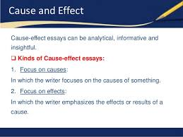 cause and effect essays cause andco emfpfearciston essays cause effect