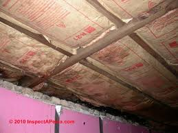 insulation for crawl space ceiling. Plain Space Basement Ceiling Insulation With Vapor Barrier Facing Down C Daniel  Friedman Inside Insulation For Crawl Space Ceiling O