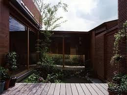 Modern Japanese Houses Modern House Courtyard Design Modern House