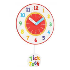 tell the time pendulum wall clock edmonds