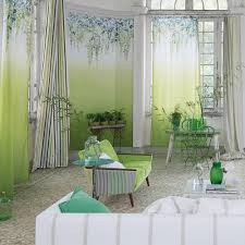 Small Picture Designers Guild Summer Palace Wallpaper Grass Houseology