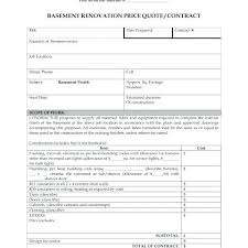 Remodeling Proposal Template 4 Paycheck Stubs