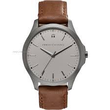 """designer watches fashion watches watch shop comâ""""¢ mens armani exchange watch ax2195"""