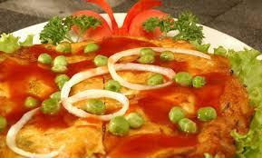 Menggunakan ayam sebagai daging pelengkap, resep ini sangat mudah untuk dibuat. Resep Fuyunghai Ayam Dan Sayuran Dapur Asyik