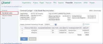 Bank Reconcilation General Ledger Guide Bank Reconciliation Knowledge Center