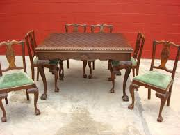 antique dining tables brisbane. antique table and dining chairs room set furniture brisbane tables