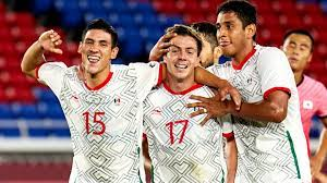 soccer team in the 2021 Olympics ...