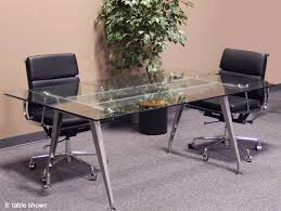 modern office conference table. rectangular glass conference tables - 6\u0027 table see 8\u0027 size below modern office l