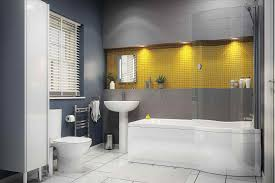 b and q bathroom design