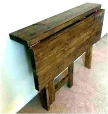 wall mounted table diy wall table folding wall mounted wall mounted drop down table diy