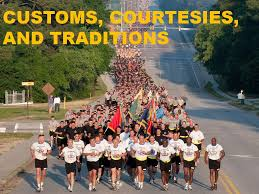 sample presentation customs courtesies and traditions cape customs courtesies and traditions slide 1