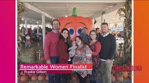 Meet Remarkable Women Finalist Nominee Frankie Gilbert