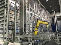 Vending Machine Warehouse Interesting CHLOE A Giant Media Vending Machine At Best Buy Doobybrain