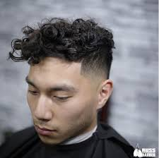 Coiffure Homme Boucle