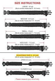 A2s Protection Paracord Bracelet K2 Peak Survival Gear Kit