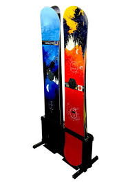 Display Boards Free Standing Snowboard Racks Snowboard Storage Car Racks Wall Mounts 78
