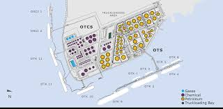 Oil Tank Chart Pdf Oiltanking Singapore Limited Terminal Singapore Oil