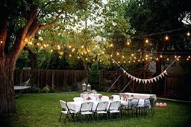 party lighting ideas outdoor. Outdoor Party Lighting Ideas For Backyard Music