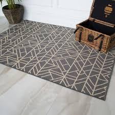 graphite moroccan flatweave rugs small large pet friendly indoor outdoor rug uk