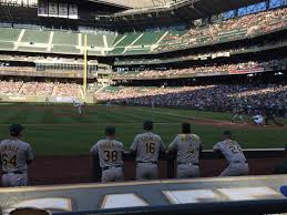 Safeco Field Interactive Seating Chart