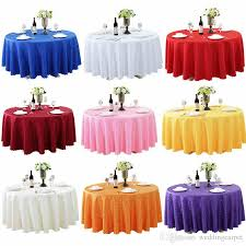 luxurious round table cover round jacquard damask table cloth hotel wedding tablecloth machine washable fabric cloth table pink tablecloths tablecloths