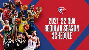 nba announces schedule for 75th