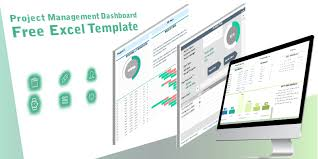 Project Management Excel Templates Free Project Management Dashboard Excel Template Free Download
