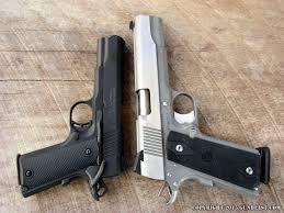 1911 Pistol Comparison Chart Browning 1911 380 Black Label 380 Acp Semi Automatic Pistol