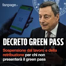 greenpass - Explorer