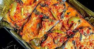 In javanese, the act of roasting satay in an open fire is called klathak. Pepes Ikan Patinby Cheche Kitchen Yum Media
