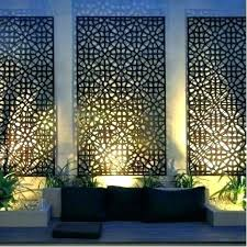 outdoor wall decor ideas sophisticated best art on exterior australia full size