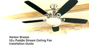 ceiling fan mount harbor breeze light kit in with and remote manual mounting bracket s