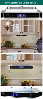 Radio For Kitchen Cabinet Kitchen Cd Player Under Cabinet Uk Monsterlune Radio For Under