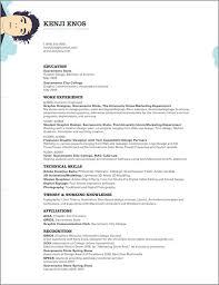 Cv Ideas Examples 27 Examples Of Impressive Resume Cv Designs Dzineblog Com Resume