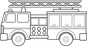 Small Picture Free Firetruck Clipart Pictures Clipartix